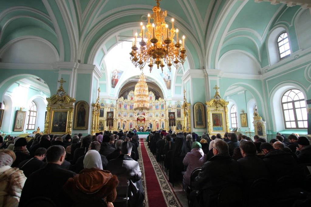 Епархиальное годовое собрание 20.02.15 (2)